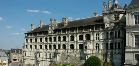 Blois - Castillo Real