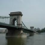 Budapest. Puente de las Cadenas