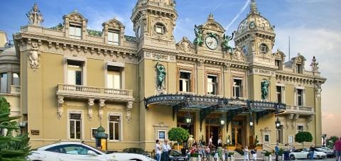 Montecarlo. Hotel de París