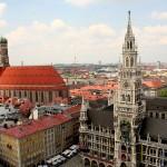 Munich. Vista panorámica