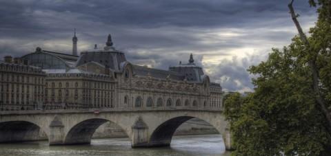 Museo D'Orsay desde el Sena
