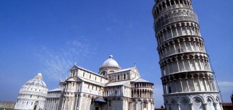 Pisa. Plaza de los Milagros.