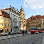 Praga y sus eternos tranvías