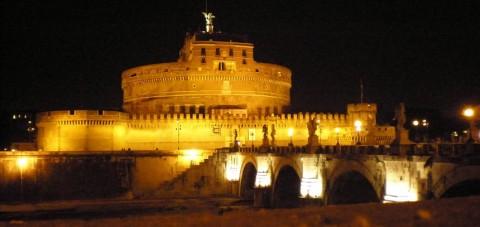 Roma. Castello Sant Angelo