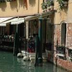 Terraza en canales