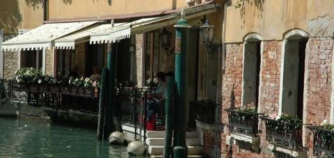Venecia y sus canales