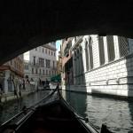 Venecia desde una góndola