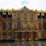 Versalles. Patio principal