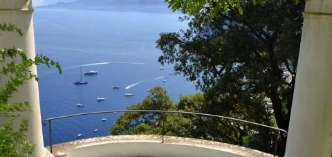 Vista desde Capri