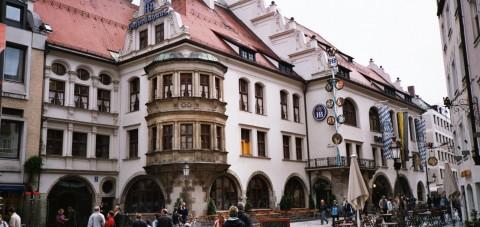Muncih. Hofbräuhaus