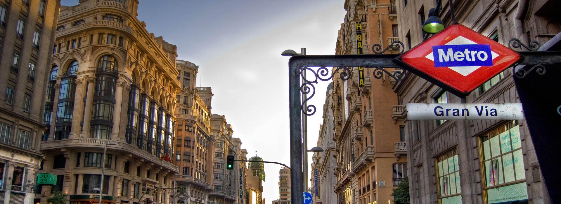 Madrid.Gran Vía