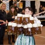 Cerveza en el Oktoberfest