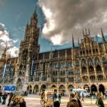 Munich. Nuevo Ayuntamiento