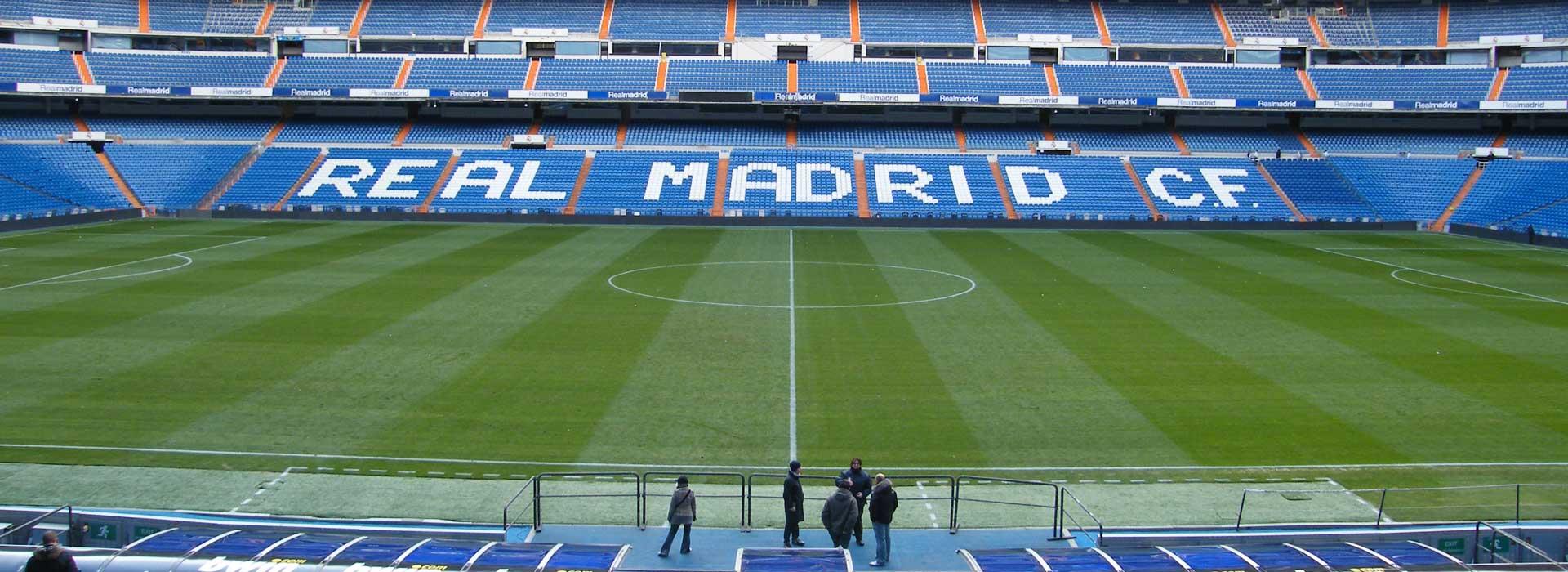 El Campo del Bernabéu