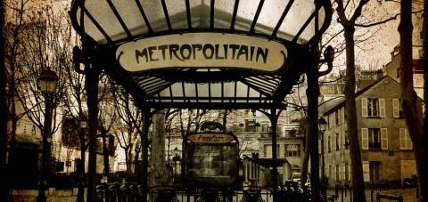 Entrada al Metro