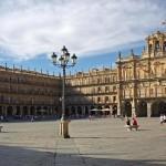 Salamanca.Plaza Mayor