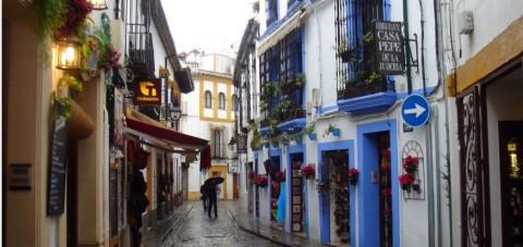 Córdoba.Barrio Judío