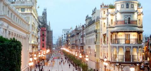 Sevilla. Centro