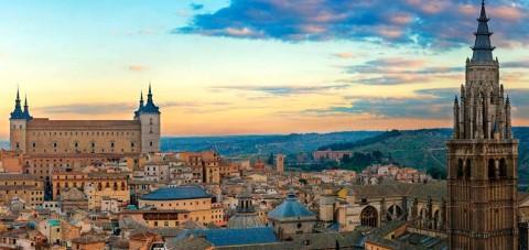 Toledo. Vista general