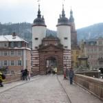 Heidelberg. Puente de Karl Theodor