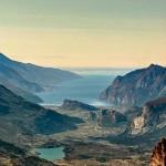 Paisaje de Lago di Garda