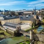 Luxemburgo.Vista general
