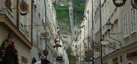 Salzburgo centro