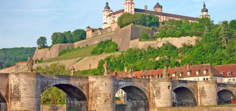 Würzburg. Marienberg