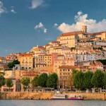 Coimbra. Vista general