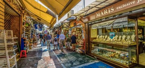 Calles de Atenas