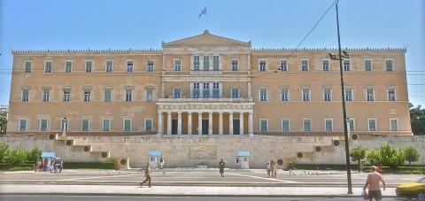 Atenas-Parlamento