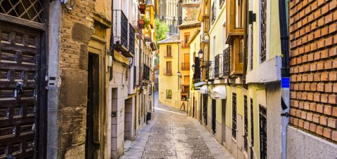 Toledo-Calle