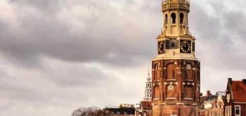 Amsterdam. Torre de la Moneda