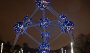 Bruselas. Atomium