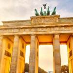 Berlin. Puerta de Brandemburgo