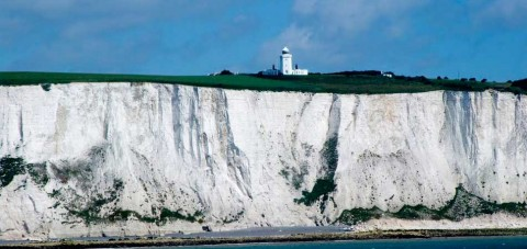 Dover. White Cliffs