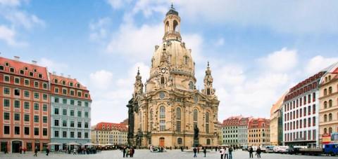 Dresden. Frauenkirche
