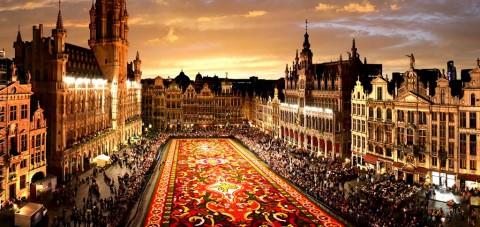 Bruselas. Grande Place