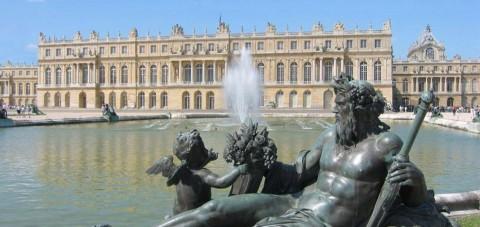 Versalles. Jardines de Palacio