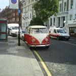 Calle londinense