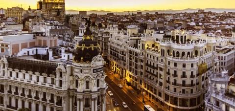 Madrid. Principio y fin del viaje