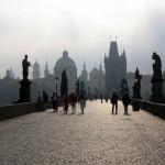 Praga. Puente de Carlos