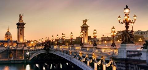 París. Puente de Alejandro