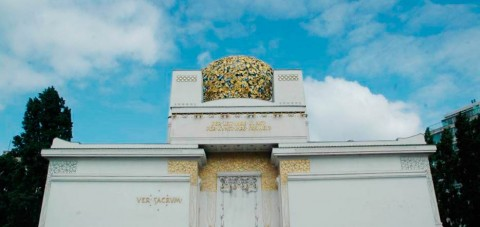 Viena. Edificio de la Secesión