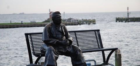 'Pescador' de Volendam