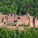 Heidelberg. Vista del Castillo