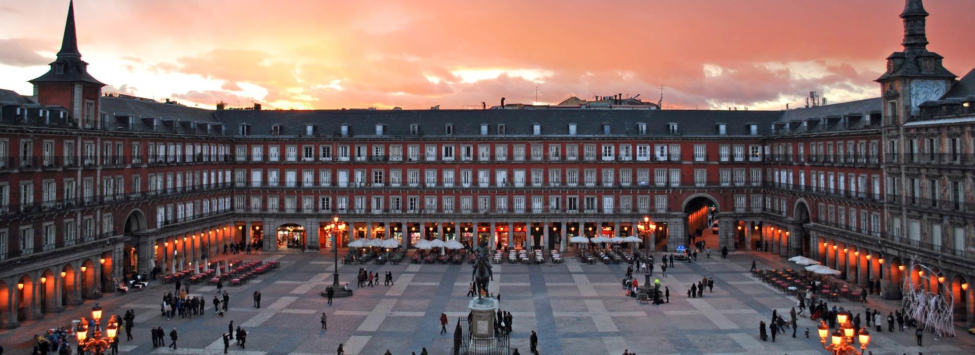 Madrid.Plaza Mayor