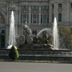 Madrid. La Cibeles