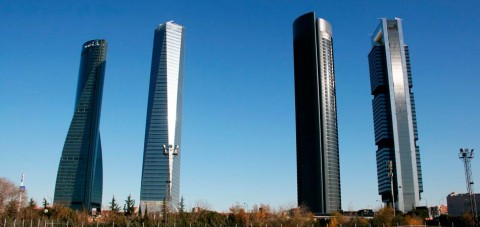 Las Torres de Madrid