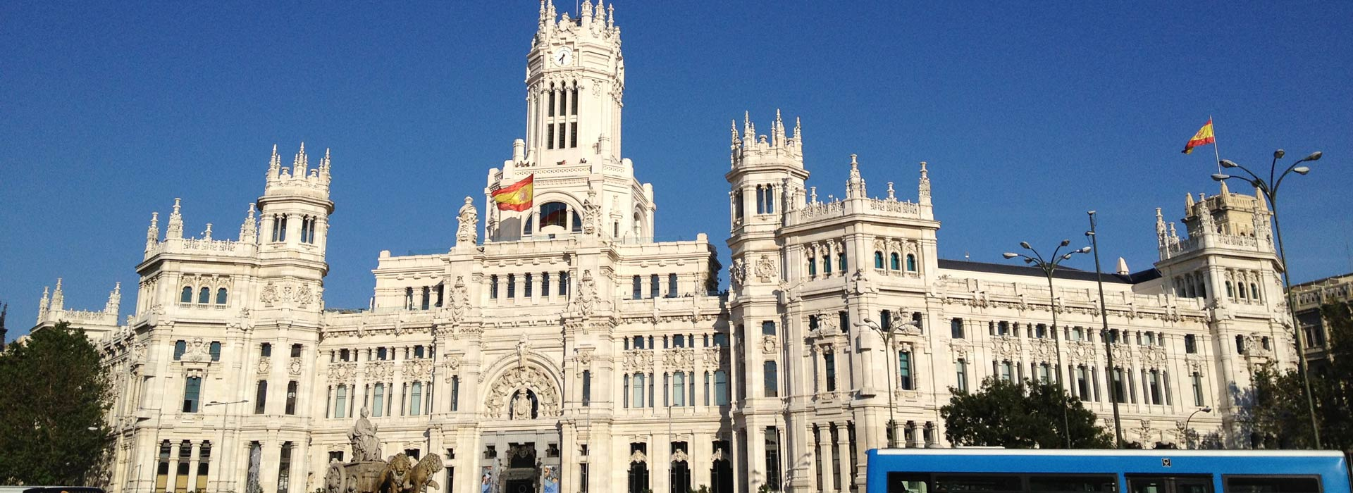 Madrid. Palacio de Comunicaciones